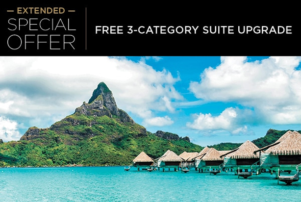 Free 3-Suite Category Upgrades on Select Regent Seven Seas Voyages!