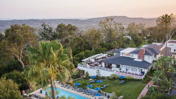 Stay at Belmond El Encanto, one of California's most indulgent hideaways