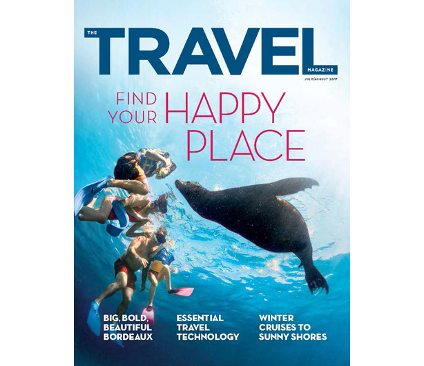 The Travel Magazine, 4th Edition - Jul/Aug 2017