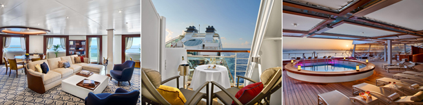 Experience the luxury on board Seabourn's newest ship - Seabourn Ovation