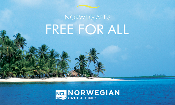 Norwegian Cruise Line - Free for All!