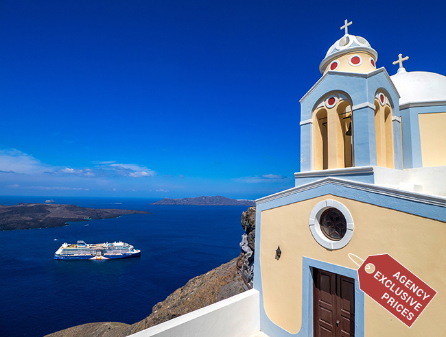 Sail the Mediterranean this summer aboard Celebrity's newest ship