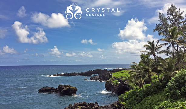 Crystal Cruises Limited-Time Luxury Cruise Sale!