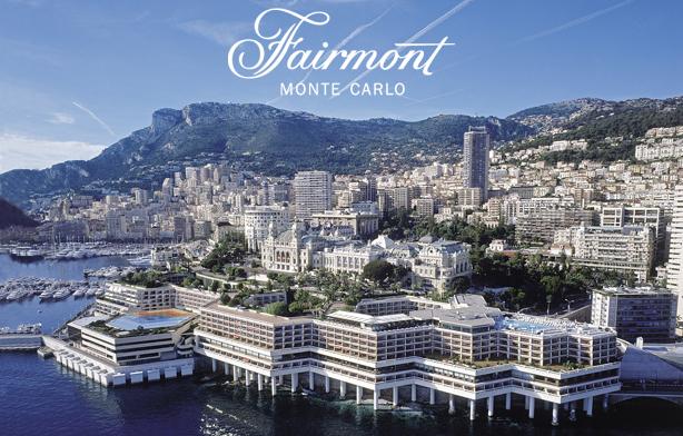 Enjoy your 4th Night Free at Fairmont Monte Carlo!