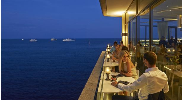 Nobu Fairmont Monte Carlo