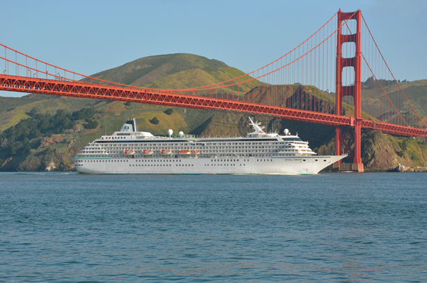 Sail the Pacific Northwest from Vancouver to San Francisco!