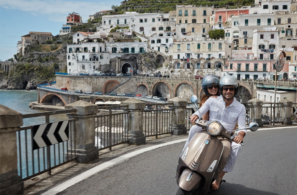 Design your own Grand Tour itinerary!