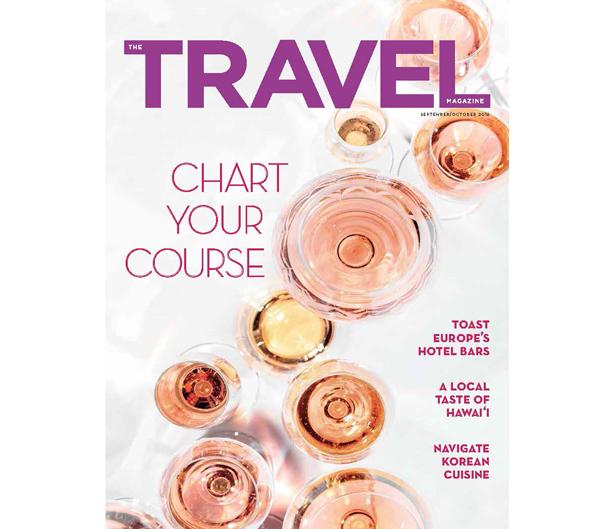 The Travel Magazine, 5th Edition - Sep/Oct 2018