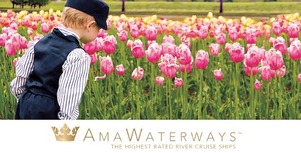 AmaWaterways Tulip Time River Cruises
