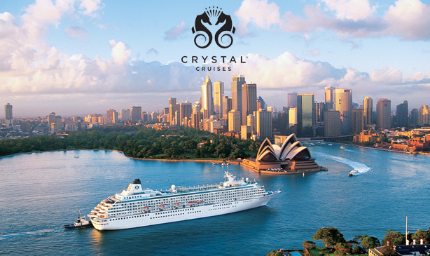 Save up to $1,000 per couple on Crystal Cruises!