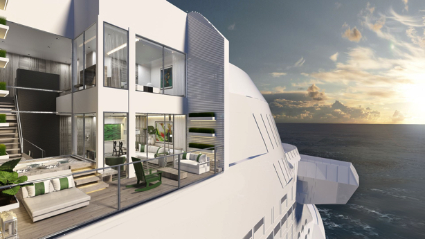 Experience Celebrity's newest ship designed to leave the future behind.