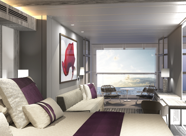 Infinite Veranda Staterooms