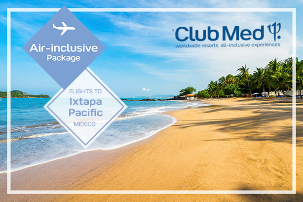Club Med Ixtapa Pacific Air-Inclusive Vacation Package