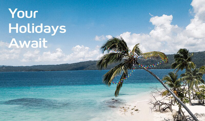 Your Holidays at Club Med Await