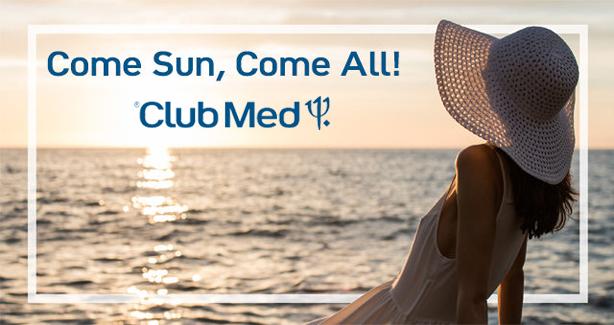 Club Med's Sun-Sational Sale!