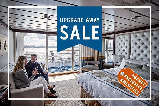 Princess Cruises - Upgrade Away Sale