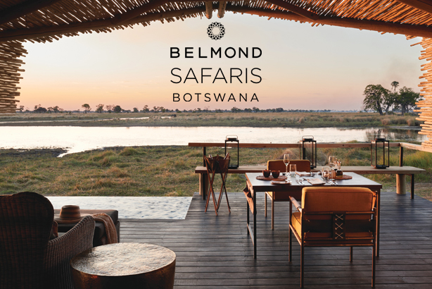 5-Star Belmond Safaris with gourmet Kosher cuisine!