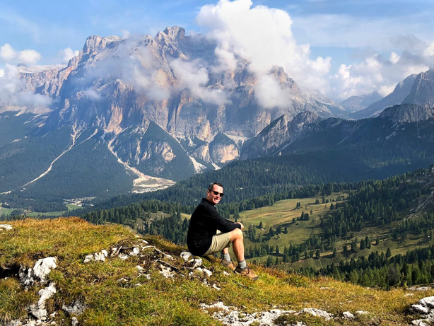 Read about The Dolomites - a bucket list must!