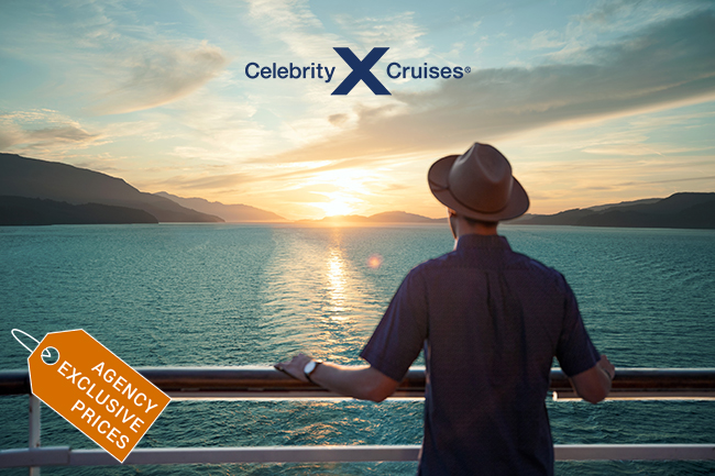 Take advantage of our exclusive prices on select Celebrity cruises