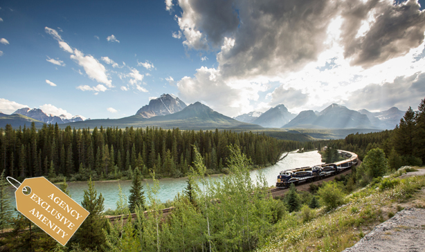Rocky Mountaineer - Truly Moving Train Journeys