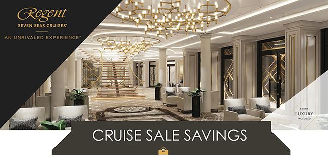 Regent Seven Seas Cruises - Exclusive 2-Week Cruise Sale