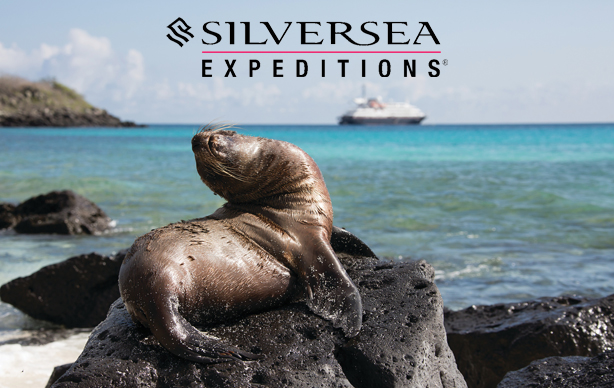 Let Silversea take you closer to the Galapagos Islands