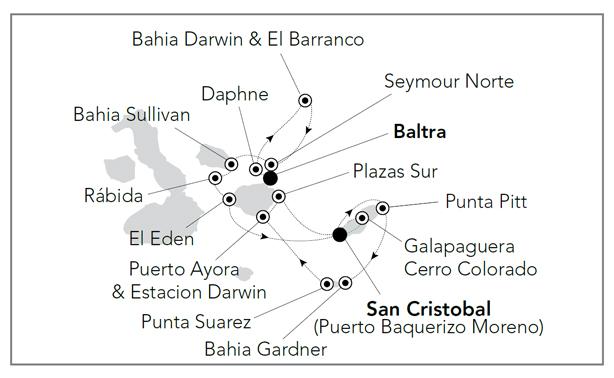 North Central Galapagos