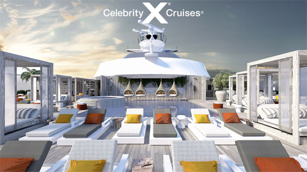 Introducing Celebrity Edge - A Ship Designed to Leave the Future Behind