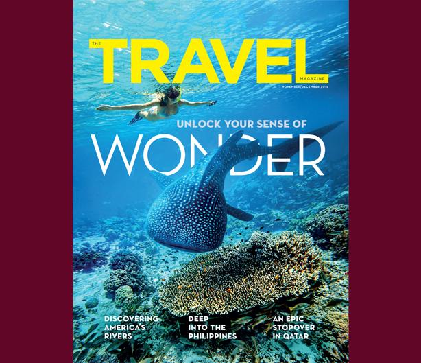The Travel Magazine, 6th Edition - Nov/Dec 2018
