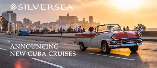Silversea - New 2019 Cuba Voyages