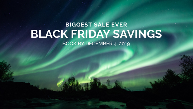 Hurtigruten - Black Friday Savings