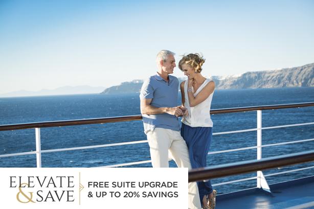 Regent Seven Seas Cruises - Elevate & Save