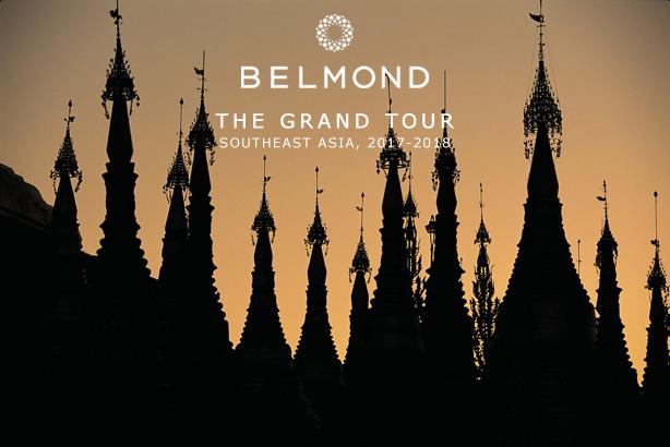 Belmond's Grand Tour of Southeast Asia