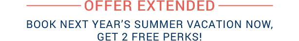2019 Summer Sale Extended!