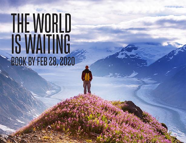 Hurtigruten - The World is Waiting