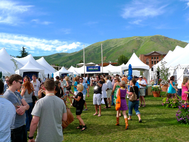 Enjoy delicious food and wine in beautiful Aspen, CO!