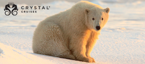 Join Crystal Cruises on the 32-Day Northwest Passage Explorer!