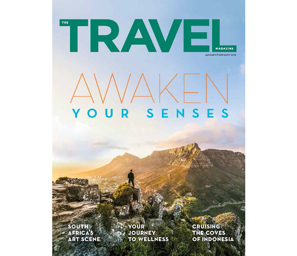 The Travel Magazine, 1st Edition - Jan/Feb 2018