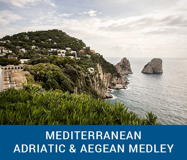 Adriatic & Aegean Medley