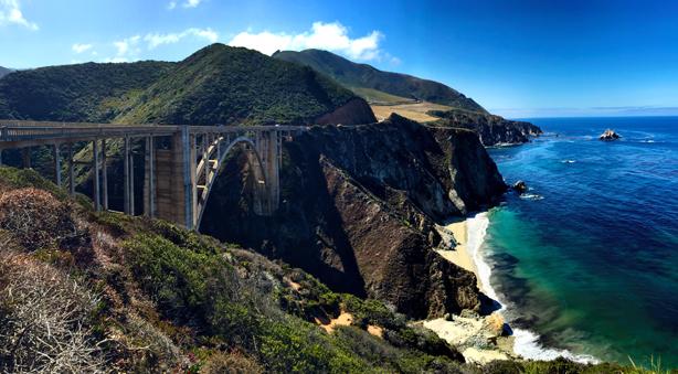 Cruise the Pacific Coast in all-inclusive luxury!