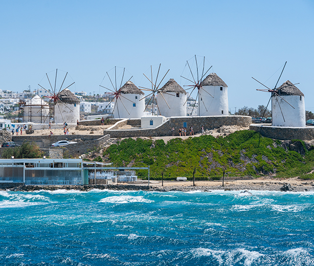 6 to 8-Night Greek Islands and Cyprus