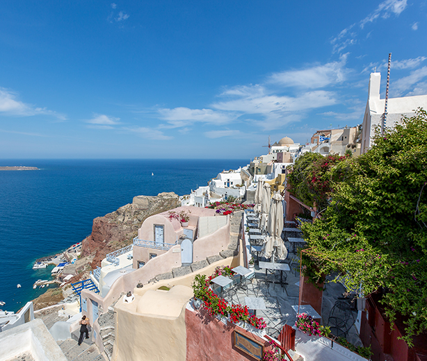 7 to 8-night Greek Islands and Israel