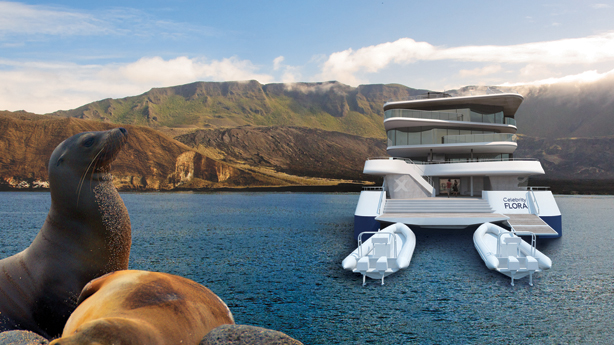 All New Celebrity Flora in the Galapagos