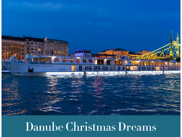 Danube Christmas Dreams River Cruise