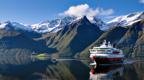 6 Day Cruise South in Norway