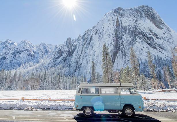 CA Road Trips