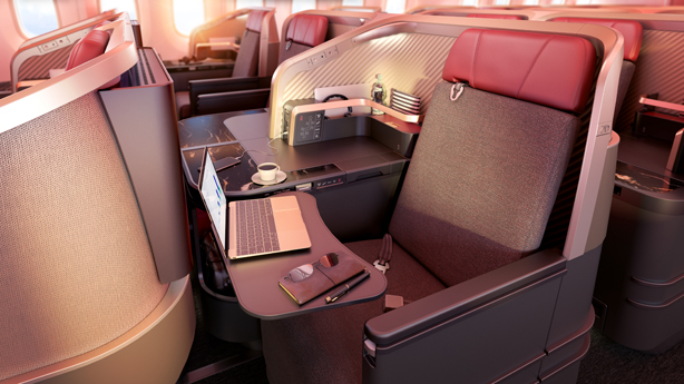 LATAM Airlines Group unveiled the look and feel of its new cabin design