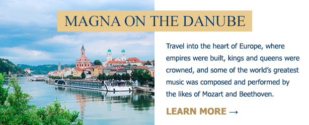 Magna on the Danube