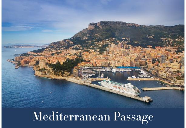 Mediterranean Passage Cruise
