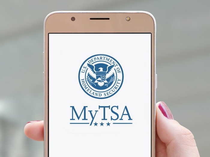 Get the MyTSA app to make travel easier